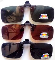 Поляризаційні накладки на діоптрійні окуляри