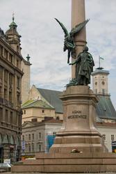 в центрі Львова здається квартира!