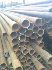 Труба 73х5.5 мм. НКТ,  катанная,  в хорошем состоянии,  дл. 4.5 м.