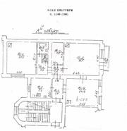Трикімнатна квартира в історичному центрі від власника