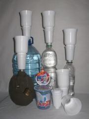 Туристический фильтр для речной и озёрной воды