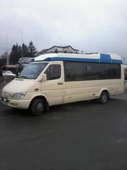 Пасажирські перевезення автобусами до 57 місць зі Львова,  Оренда авто