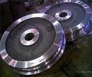 Изготовление крановых колес,  колес для вагонеток.