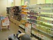 Продаж торгівельного обладнання  для магазинів формату дрогері