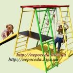 Секро-Чемпион - комплекс для детей 2-10лет