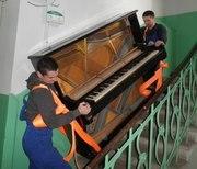 Перевезення піаніно та рояля Львів