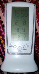 Будильник з підсвіткою Square Clock 510