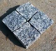 Бруківка гранітна колота покостовка