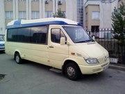 Замовити автобус,  мікроавтобус для перевезення туристичних груп Львів