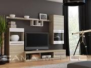 Мебельная стенка в гостиную  Nick,  производства польской фирмы Cama
