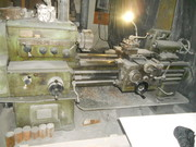 Продам токарный станок 1К62