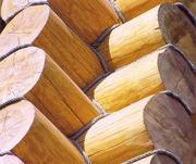 Декоративные канаты и веревки из натурального материала предназначены
