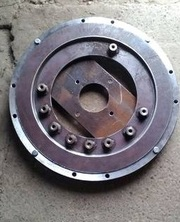 Круг поворотный точенный КШП-6
