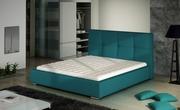 Луцк Купить кровать Frost с мягкой обивкой не дорого с доставкой по Ук