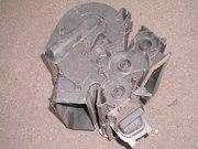Renault Espace  короб пічки печки корпус привод