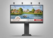 Реклама на БигБордах зх6;  3х12;  во Львове компания