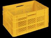 Ящики пластиковые,  тара полиэтиленовая,  ящики для мяса,  ящики для хлеб