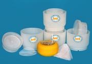 Форма для сыра круглого весом до 0.5 кг типа