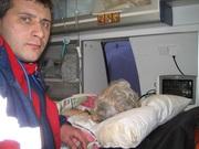 Айболит - перевезти лежачого хворого із Львова в Дніпро,  Одесу,  Київ