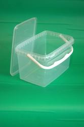 Ведро (контейнер) 2 л. для пищевых продуктов