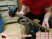 Плюси хімічного очищення труб опалення та радіаторів