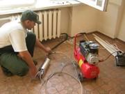 Проводимо очистку системи опалення там де потрібно