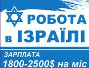 Робота в Ізраїлі