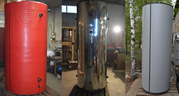 Буферные емкости (теплоаккумуляторы) PlusTerm от завода-производителя