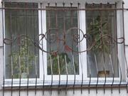 Ковані решітки на вікна Львів
