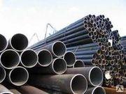 Труби сталеві безшовні г/к ГОСТ 8732-78