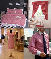 Универсальная ткань «Виши» для пошива одежды, штор, белья