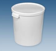 Емкость для брожения с крышкой на 33 литра.