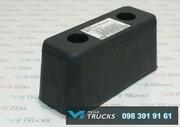 Відбійник гумовий 200Х80Х90