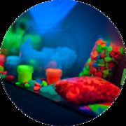 Светящаяся краска для творчества AcmeLight