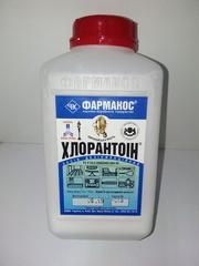 Хлорантоин,  1 кг ( порошок для дезинфекции).