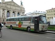 Автопасажирські  послуги автобусами