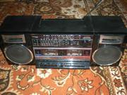 2-х кассетная магнитола ФИШЕР PH-W702K